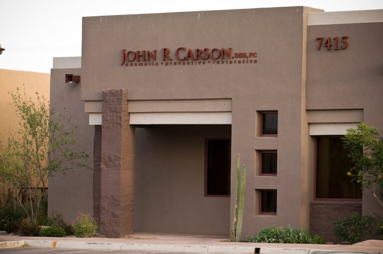 John R. Carson Dental Office - Cosmetic, Preventive, Restorative Dentist in Tucson