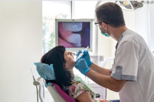 Intraoral Camera - John R. Carson, D.D.S., P.C. | Cosmetic, Preventive, Restorative Dentist in Tucson